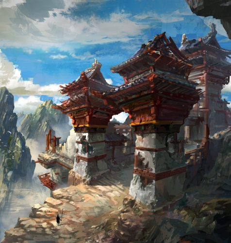 lost_temple_by_xiaoxinart-d4jfkqv